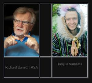 Richard and Tarquin